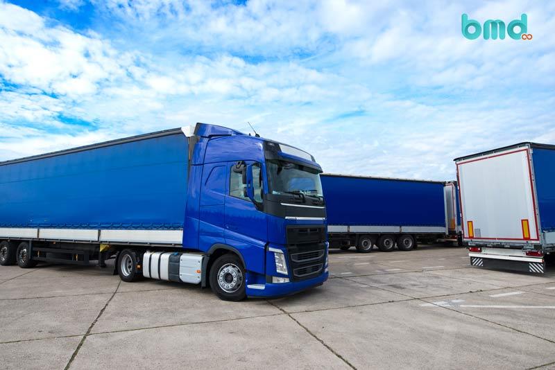 Kinh doanh vận tải bằng container