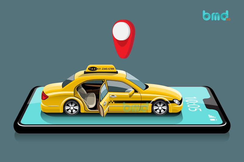 Phần mềm định vị GPS giúp xác định vị trí xe