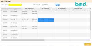 Phần mềm quản lý vận tải miễn phí
