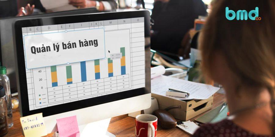 Những bất cập trong quản lý bán hàng bằng Excel nên biết