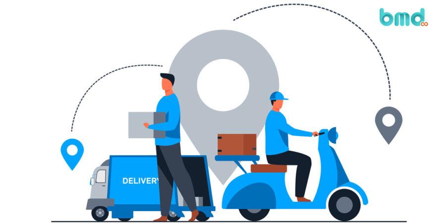 Quy trình giao hàng và giải pháp cải thiện quy trình tuyệt vời