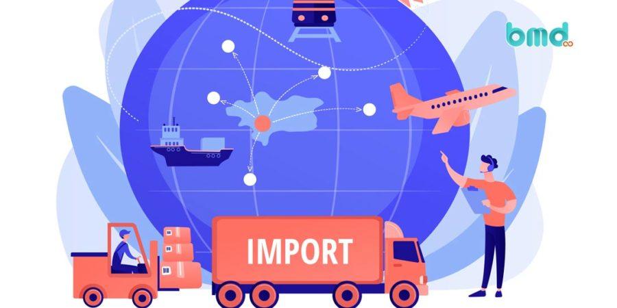 Các quy trình giao nhận hàng hóa