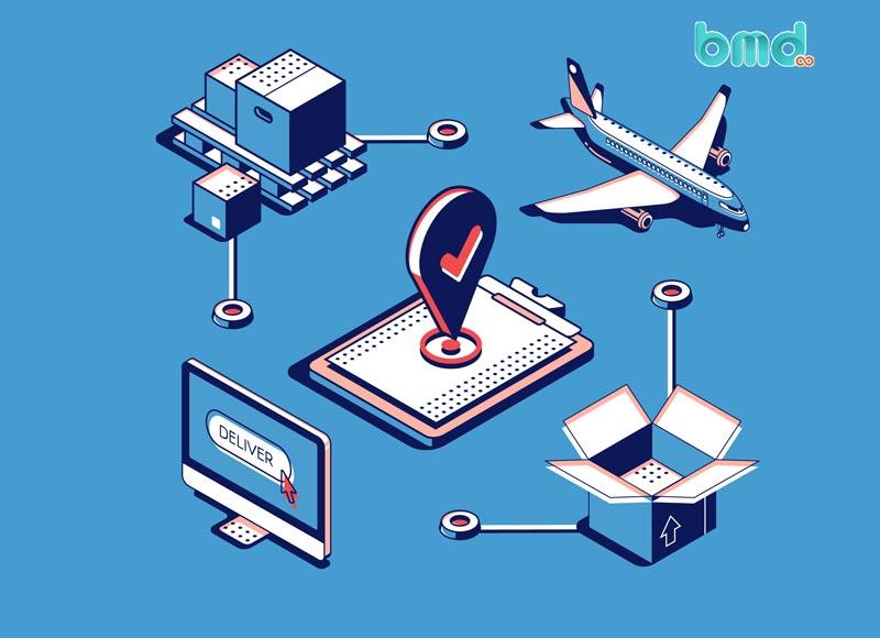 Quy trình giao nhận hàng hóa đường hàng không