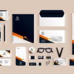 10 Mẫu thiết kế bộ nhận diện thương hiệu đẳng cấp