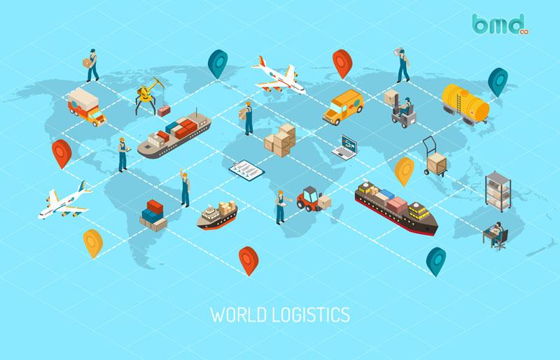 Tổng quan logistics là gì